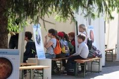 Trieste, 24 maggio 2019. Trieste Science Picnic, mattinata dedicata alle visite scolastiche. MINI MAKER FAIRE 2019, Centro Abdus Salam, ICTP Trieste. Foto Massimo Goina