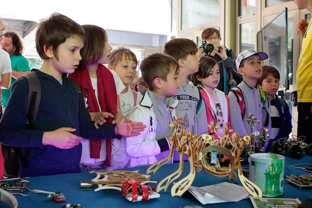 Trieste Mini Maker Faire 2016 ph Massimo Goina